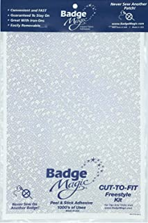 Badge Magic Cut to Fit Freestyle Patch Adhesive Kit (1-Pack)