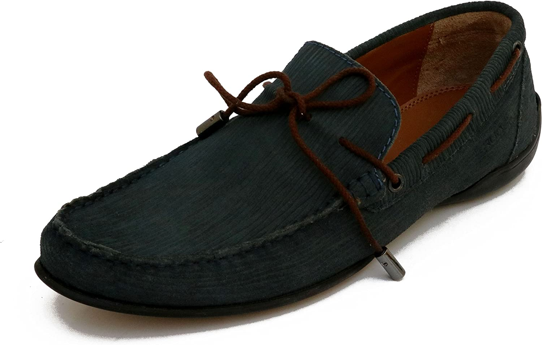 Ruosh Men's bluee Loafers-10 UK India (44 EU)(SS18-131-02C)