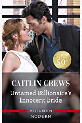 Untamed Billionaire's Innocent Bride (The Combe Family Scandals) Kindle Edition
