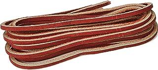 Timberland Rawhide52-Inch, Cordones de Zapatos Unisex Adulto, Rojo (Cordovan), Talla única