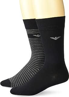 Men's Basic Short Crew Sock 2-Pack
