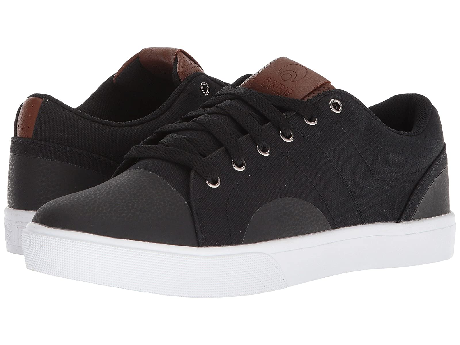 Osiris TurinAtmospheric grades have affordable shoes