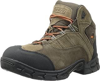 timberland pro excave hiker steel toe