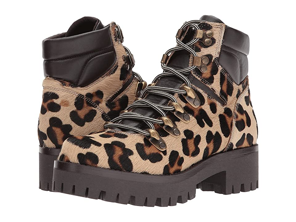 Shellys London Tulle Hiker Boot (Leopard) Women