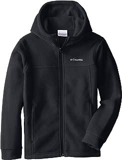 childrens fleece jacket with hood