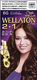 ウエラトーン2+1 クリームタイプ 6G [医薬部外品](おしゃれな白髪染め)