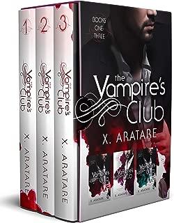 The Vampire's Club Boxset - A Gay Vampire Romance (Books 1-3)