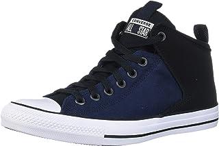 Converse Women's Chuck Taylor All Star Street Suede Trim High Top Sneaker
