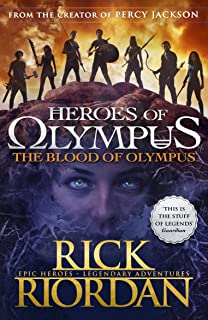 The Blood of Olympus by Rick Riordan - Paperback