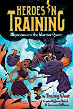 Alkyoneus and the Warrior Queen (Heroes in Training Book 17)