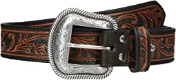 M&F Western - Scroll Embossed Belt