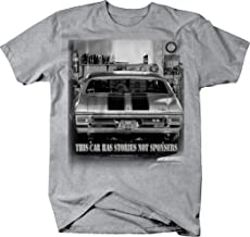 OS Gear Car has Stories Not Sponsers Chevy Chevelle Garage SS Tshirt