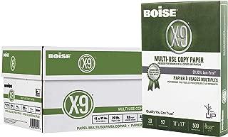 Boise X-9 Multi-Use Copy Paper, 11
