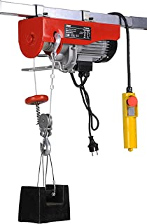 comprar comparacion COAMER PA 800 Polipasto eléctrico (400/800 kg), 800 Kg