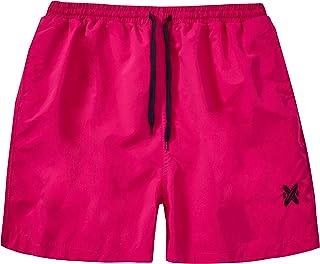 Metzuyan Mens Swimming Trunks Beach Shorts Pockets Board Swimwear