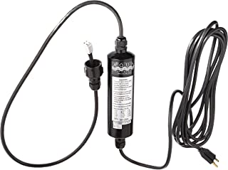 Aqua Ultraviolet 25 Watt Transformer Black
