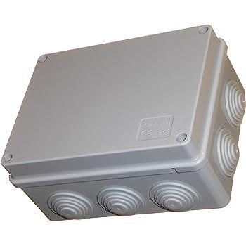 Famatel M111745 - Caja estanca ip55 153 x 110 x 63: Amazon.es: Bricolaje y herramientas