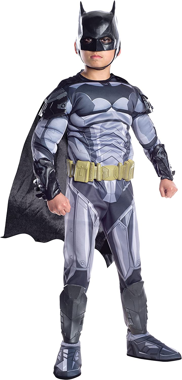 Rubie's 610325-S Boys Dc Comics Omaha Mall trust Premium Batman M Costume Small