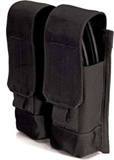 BLACKHAWK! S.T.R.I.K.E. AK 47 Double Mag Pouch (Holds 4, Made in USA)