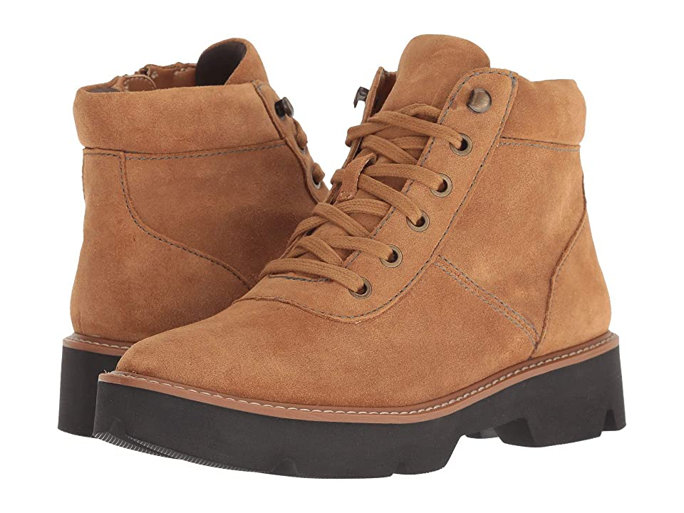 Naturalizer Lucy (Peanut Butter Oil Suede) Women