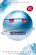 The Ultimate Hitchhiker's Guide to the Galaxy: The Complete Trilogy in Five Parts (Hitchhikers Guide to/Galaxy)