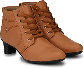 Neso Elegant Point Fashion Tan Boots