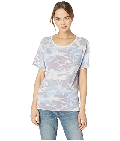 Free People Army Tee (Sky) Women