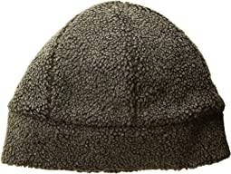 CTH8146 Washed Faux Sherpa Cuff Beanie