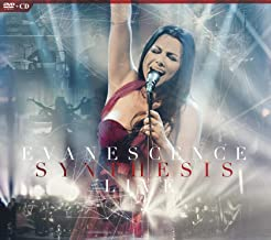 evanescence synthesis live cd
