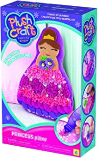 The Orb Factory PlushCraft Princess Pillow