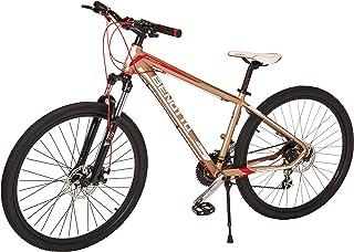 Bicicleta Benotto FS-800 Aluminio R27.5 24V Shimano Altus Fr