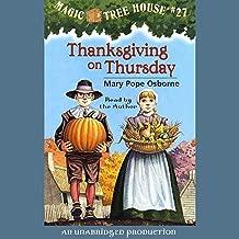 Thanksgiving on Thursday: Magic Tree House, Book 27