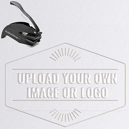 Self-Inking Custom Logo Stamp Personal logo Logo Custom Stamp Trodat Custom Rubber Stamp with Logo Business Logo Stamp Wedding Logo
