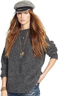 RALPH LAUREN Denim & Supply Rib-Knit Crewneck Tunic