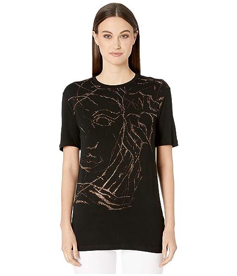 Versace Collection Medusa Oversized T-Shirt