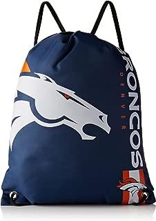 FOCO NFL Fanshop Big Logo Drawstring Backpack
