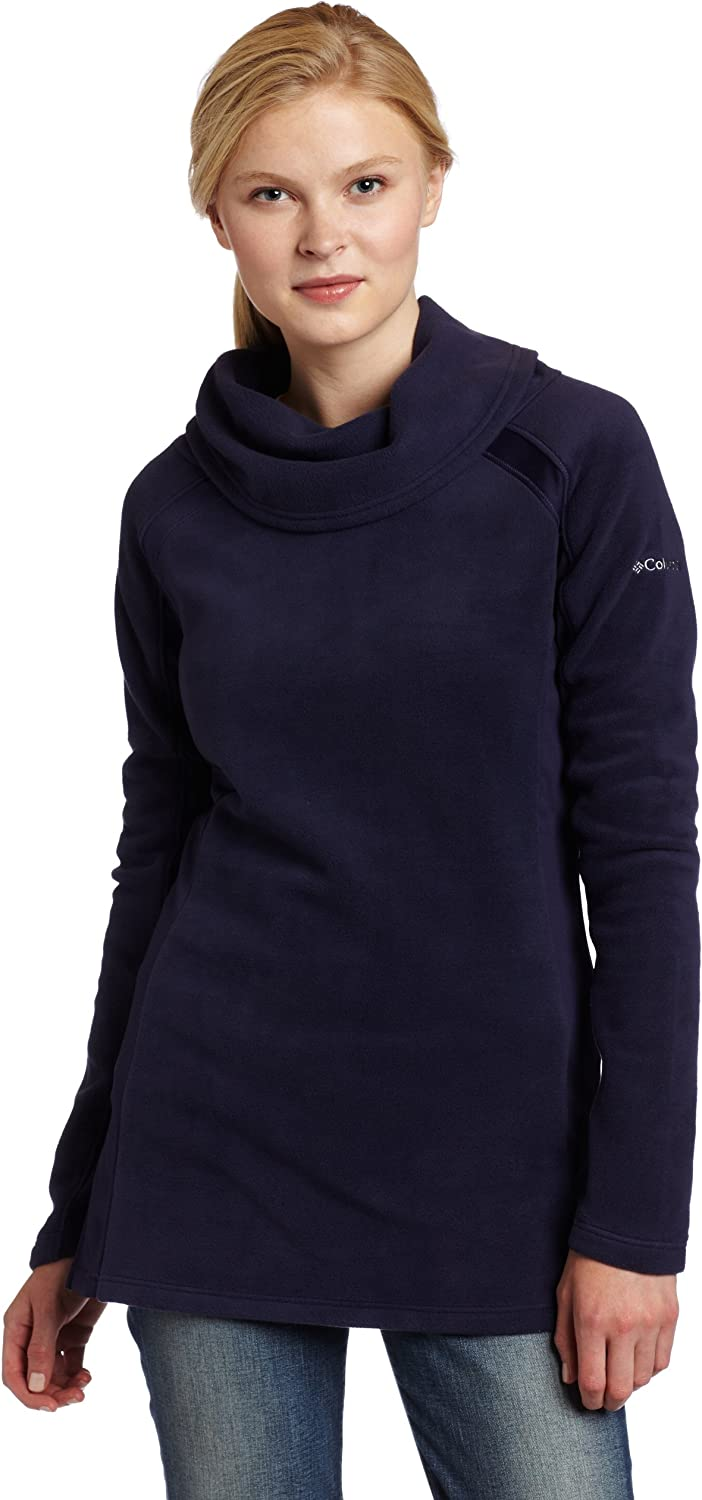 Opening large release sale Columbia Women's Just Right Tunic Fees free Fleece