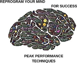Reprogram Your Mind For Success: Peak Performance Techniques