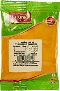 Natures Choice Turmeric Powder In Pouch, 100 gm