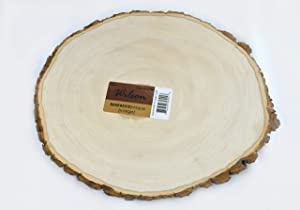 Wilson Basswood Round/Oval (X Large (11-13 inch Wide x 5/8 inch Thick))