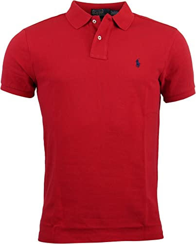 Ralph Lauren - Polo - Homme - rouge - X-grand