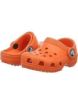 Crocs Kids Orange Shoes + FREE SHIPPING