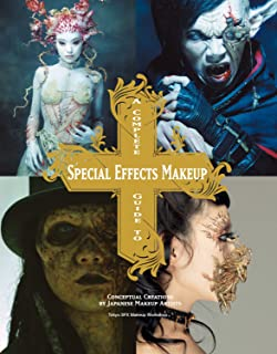 Tokyo Sfx Makeup Workshop: Complete Guide to Special Effects