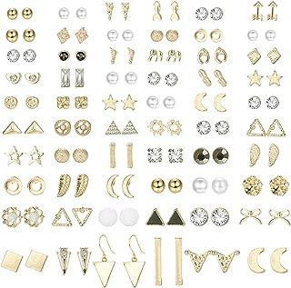 earrings stud set