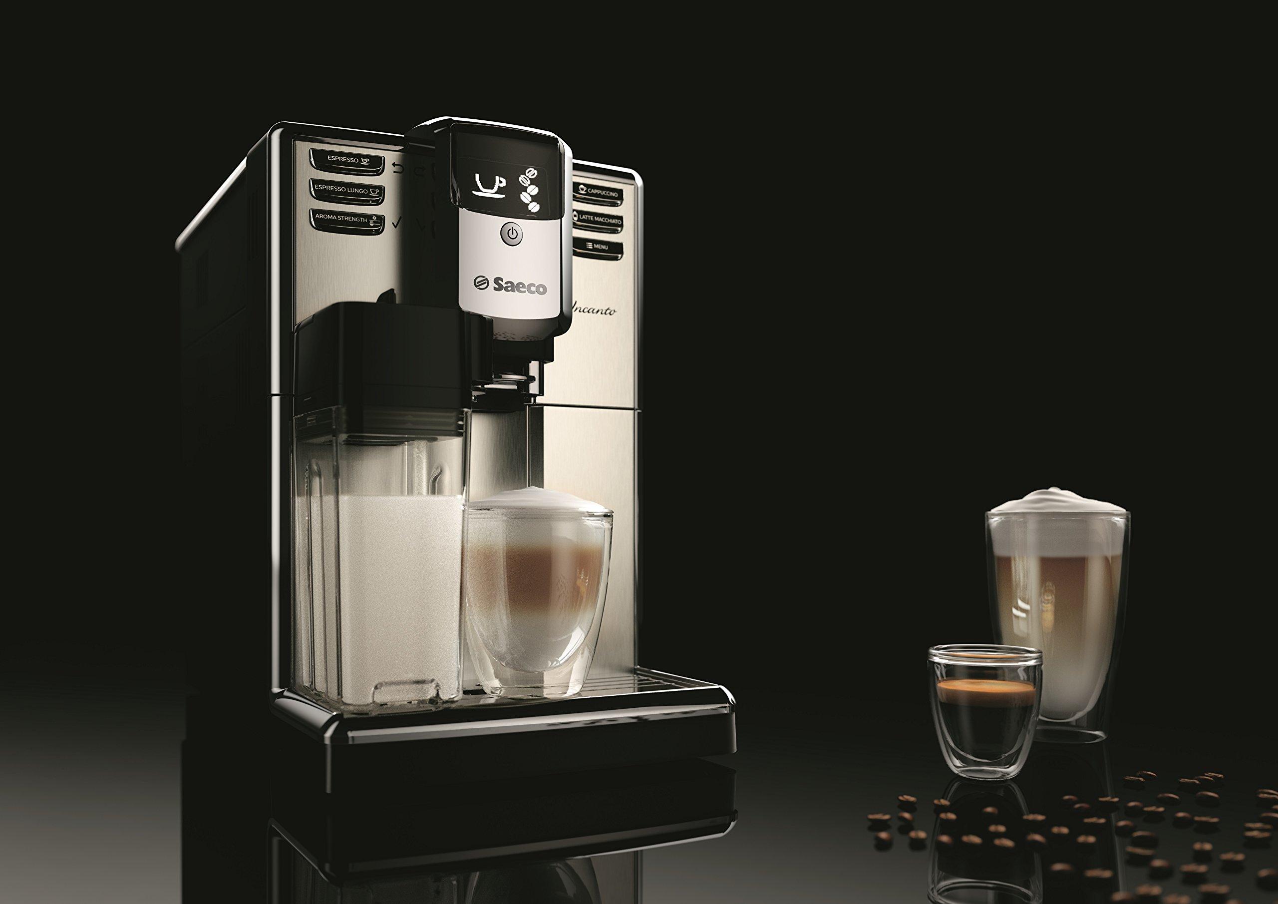 Philips Saeco Saeco Incanto HD8917/01 Cafetera espresso automática ...