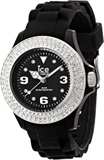 Ice Watch Women's Quartz Watch, Analog Display and Plastic Strap STBSSS09