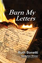 Burn My Letters: Tyranny to refuge Kindle Edition