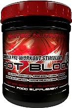 Scitec Nutrition Hot Blood 3 0 Complex Pre-Workout Stimulant Powder – 300 g Guarana Estimated Price : £ 14,79