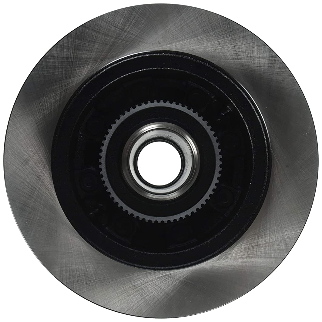 Centric Parts 120.65046 Premium Brake Rotor with E-Coating