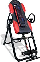 Health Gear ITM5500 Advanced Technology Inversion Table with Vibro Massage & Heat..